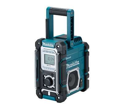 Makita Baustellenradio DMR108, Radio, Akku- Radio, Makita, Bluetooth