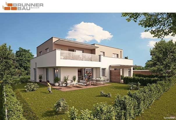 Grüne Dachterrasse hochwertige eigentumswohnung mit dachterrasse in neuhofen krems und
