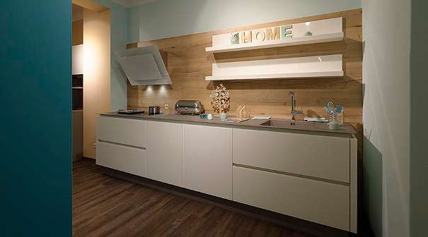 Aknsystem Küche Abverkauf Modell 80 Glas 6419 2301 Groß