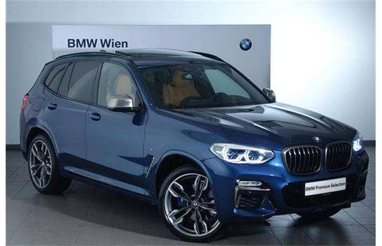 bmw x3 m40i suv gel ndewagen 2017 km willhaben. Black Bedroom Furniture Sets. Home Design Ideas