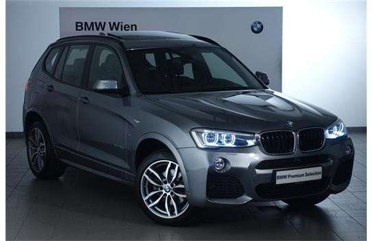 bmw x3 xdrive 20d m sport edition aut suv gel ndewagen 2017 km willhaben. Black Bedroom Furniture Sets. Home Design Ideas