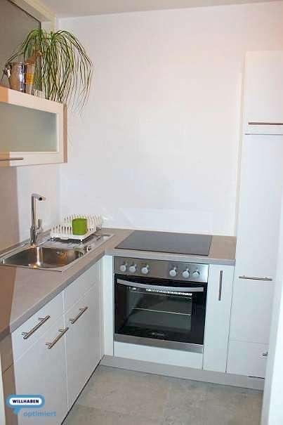 Kleine 2-Zimmer Wohnung Mit Balkon, Bad Und Küche Neu., 38 M²