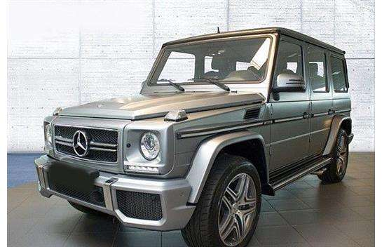 mercedes benz g klasse g63 amg station wagen suv gel ndewagen 2014 km. Black Bedroom Furniture Sets. Home Design Ideas