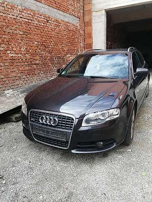 Audi A4 b7 Avant 2.0tdi Teile Schlachte Parts