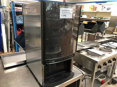 Kühlschrank - Nosch Bag-in-Box Dispenser BiB 210 MR schwarz für 2 x 10 Liter