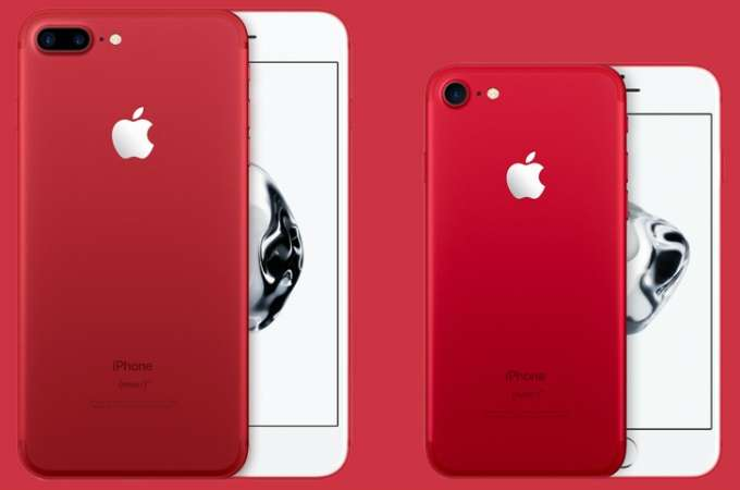 Iphone 7 Plus Sim Karte.Apple Iphone 7 Plus Red Rot Edition 128gb Offen Alle Sim Karte Top Zustand