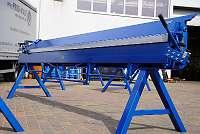 Abkantbank Kantbank Biegemaschine 4140/0.7mm Rollenschere Versand