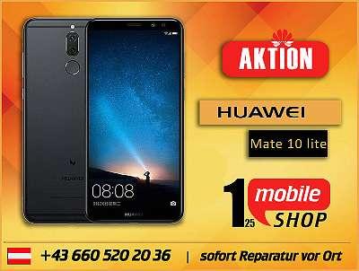Huawei Mate 10 lite - GEBRAUCHT - mit Garantie - Werksoffen - #Schwarz