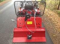 4t. Forstseilwinde Holz Rückeschild Traktor Kleintraktor
