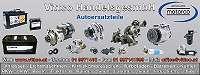 Starter Lichtmaschinen Klimakompressoren Turbolader Autobatterien
