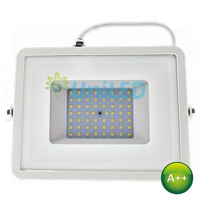 50W LED Scheinwerfer PRO SERIE IP65 Weiß SAMSUNG Neutralweiß UL0410
