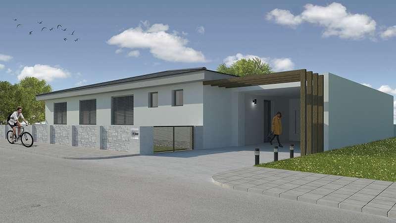 Einfamilienhaus mit Garten in NIckelsdorf