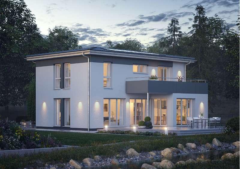 Moderne Villen Architektur Ihr Plusenergiehaus In Bester Lage 145