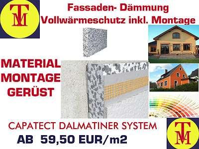 VWS CAPATECT DALMATINER SYSTEM komplett Angebot * Trotz Covid 19- Ungestörte Lieferungen in ganz Österreich*