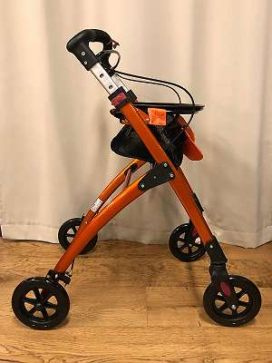 Neuer Leichtgewicht Rollator vom Fachhändler, Mobilex JAGUAR, NEU !