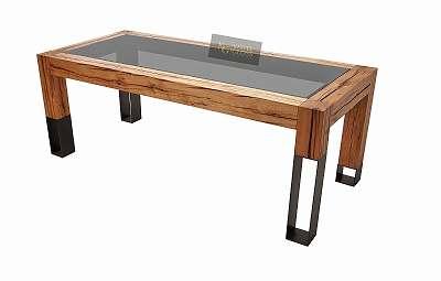 Esstisch, Küchentisch, Massivholz, Tisch, Eiche, Altholz, Alteiche, Antik, rissig, Vintage, Balken, Unikat, Einzelstück, Handmade,