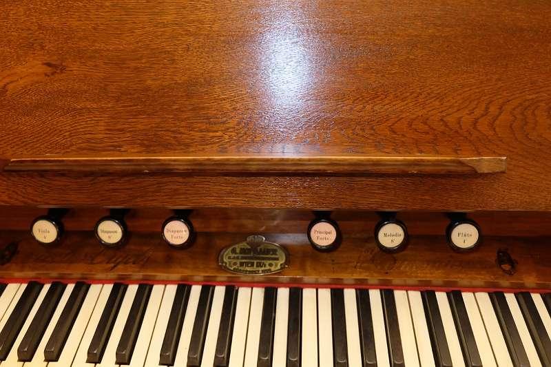 Orgel von G. Hofbauer