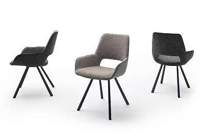 PARANA Stuhl Drehstuhl Esszimmer Speisezimmer Küche Sessel Wohnzimmer MCA