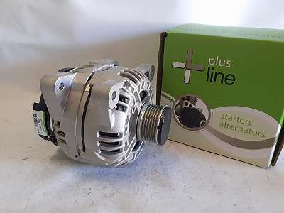 Lichtmaschine/ Alternator Citroen / Peugeot 150A, Line Plus (0.124.525.035+)
