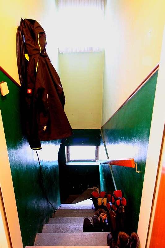 Abgang/Treppe in den Keller