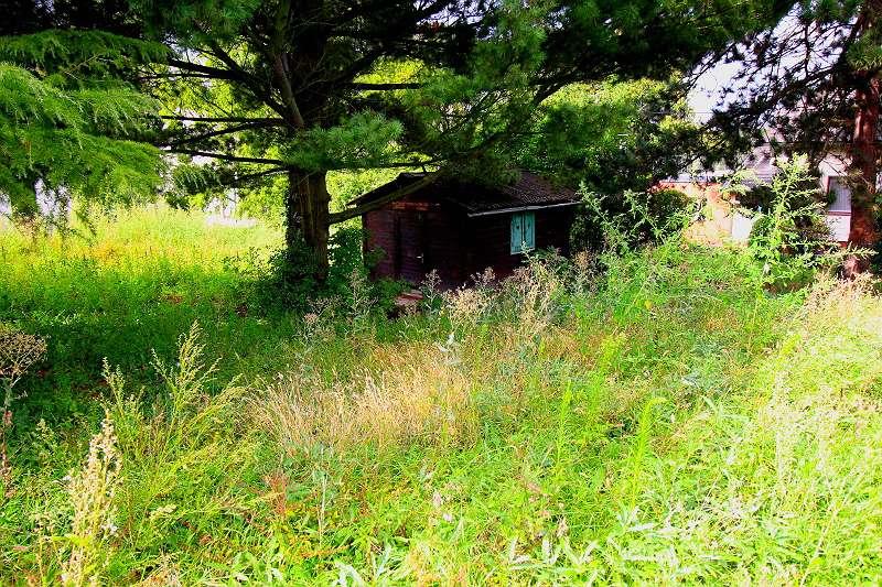Bauwerk Gartenhütte