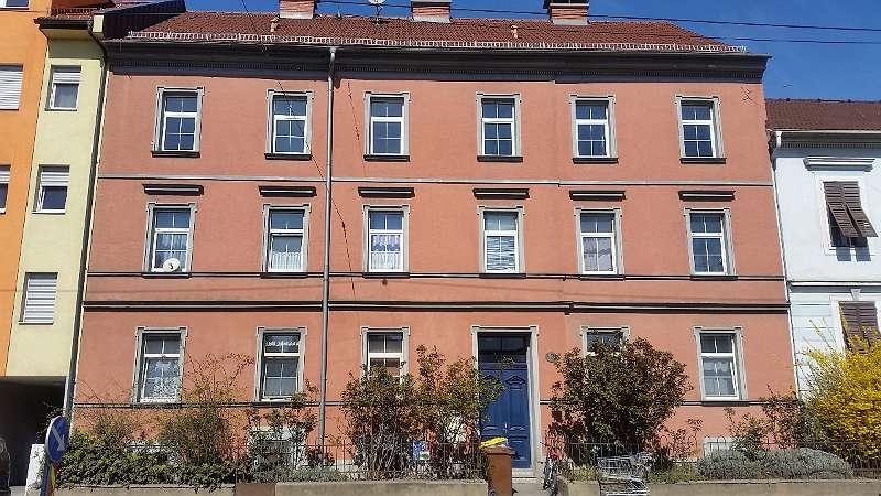 Gemütliche 2 Zimmer Wohnung mit Gartennutzung Nähe Augarten. Ideal für WG.