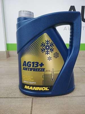 Frostschutzmittel Mannol AG13+