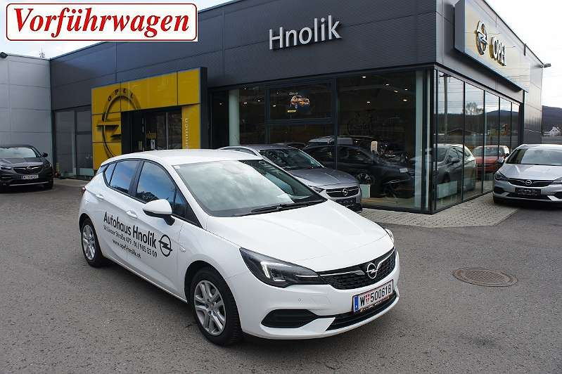 Opel Astra 1,2 Turbo Direct Injection Edition