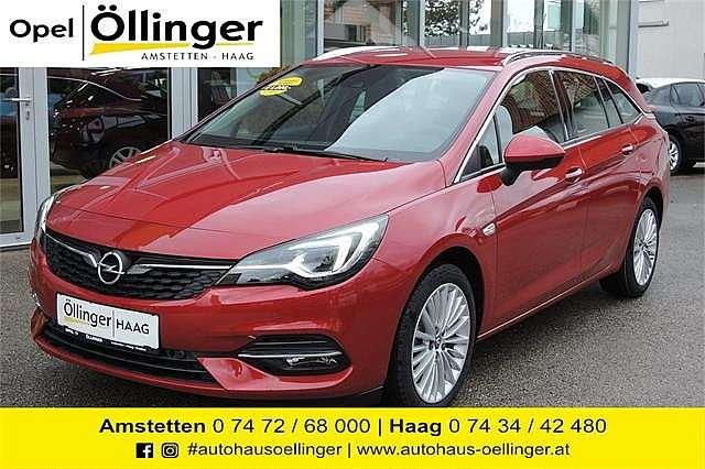 Opel Astra ST 1,2 Turbo Direct Inj. Elegance