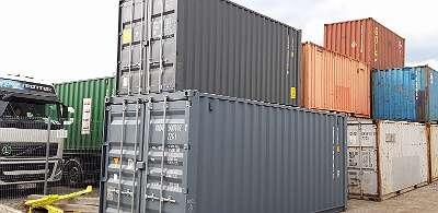 20 Box first Trip NEU Lager Container / Stahlboxen