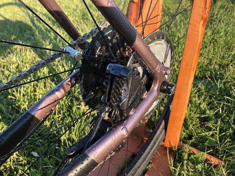 Gravel E-Bike, Touren E-Bike Core GravelX 2.6 von BH