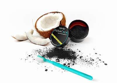ActiveCoco 30mg Pulver | Aktivkohle | weiße Zähne | Zahnpflege | Smile Spa | Bleaching | Zahnaufhellung