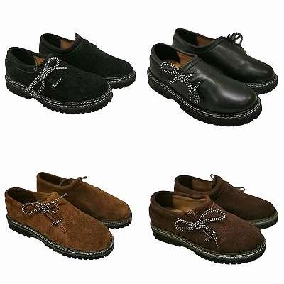 Kinder Trachten Schuhe Haferlschuhe Größen 25 - 39