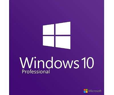 Windows 10 Professional / Vollversion / Lizenz / Productkey / sofort per Mail / mit Rechnung