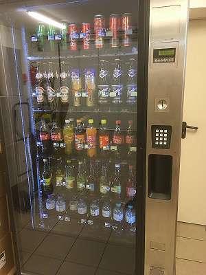 Getränkeautomat - Kaltgetränkeautomat Sielaff Robimat 99