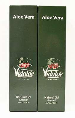 Vidaloe Aloe Vera Gel 250ml x 2