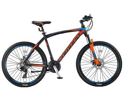 Neu Aktion ALU Mountainbike CAMARO MD 26