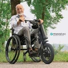 emovatec   Rollstuhlzuggeräte Klaxon Klick Electric - inkl. Garantie und Rechnung