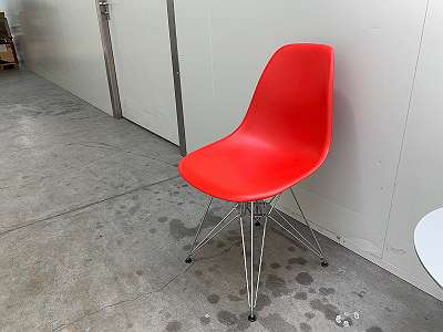 Vitra Side Chair plastic