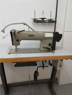 Industrienähmaschine Pfaff 463 Schnellnäher mit Fadenabschneider
