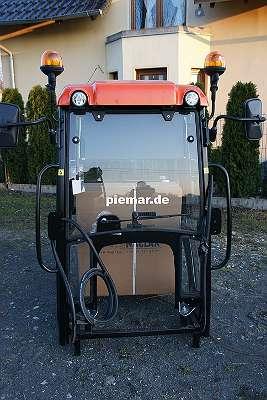 Traktorkabine für Kubota B2230 Kabine Traktor Kabinen NEU Universal Schlepper Verdeck