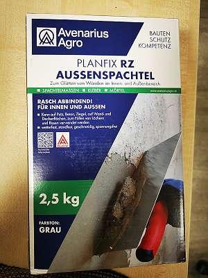 Avenarius Planfix RZ Aussenspachtel 2,5kg / 5180