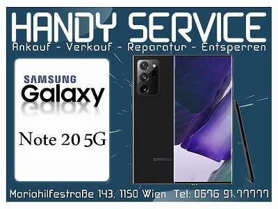 Samsung Galaxy Note 20 SM-N980F/ DS 256GB in Mystic Gray