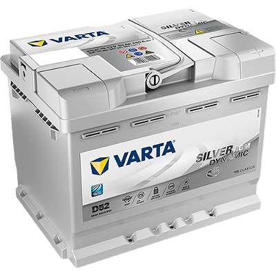 VARTA AGM Autobatterie/ Straterbatterie 60Ah