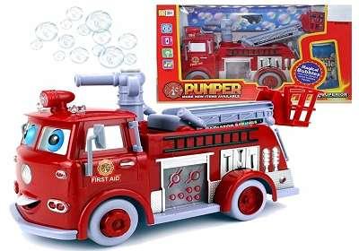 Feuerwehr mit Seifenblasen Funktion neu original verpackt