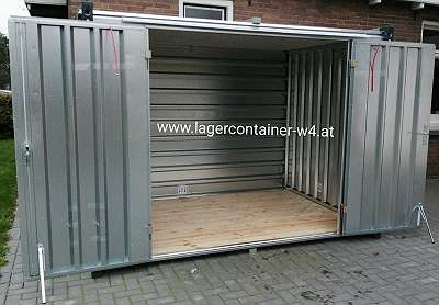 Container 2 - 18 Meter