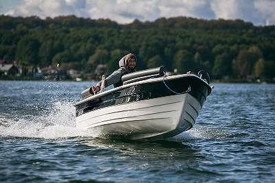 NEU W405 Fuchs Boot Angelboot Ruderboot Fischerboot Boot Familienboot Badeboot ev. mit Anhänger Bootstrailer Bootsanhänger & Zubehör Motor