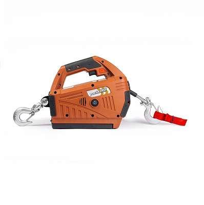 Elektroseilwinde SQ, tragbar 250 kg 8 m / 450 kg 4.6 m / mit oder ohne FB - Lieferung Gratis