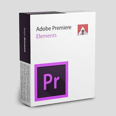 Adobe Premiere Elements 2021 WIN Lifetime