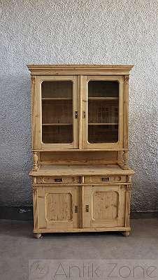 Küchenschrank Antik Weichholz